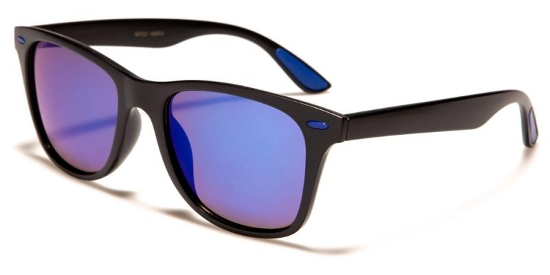 Wayfarer fuxy black blue oily
