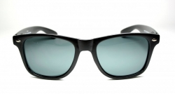 Wayfarer Polarized Black Large