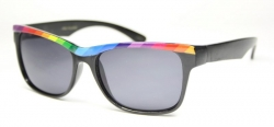 Wayfarer Rainbows Black