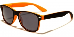 Wayfarer Barn Ouk Svart/Orange