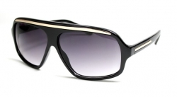 Aviators Headline Black/Gold